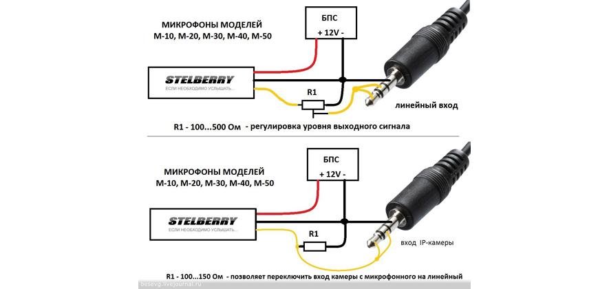 папоротник картинки подключение микрофона связи таким