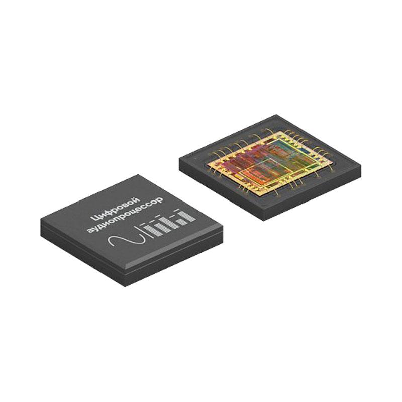 Аудиопроцессор с частотой сэмплирования 48 000 Гц
