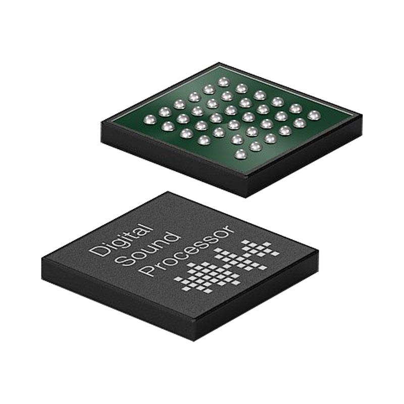 Быстродействующий звуковой процессор